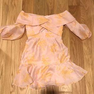 Never worn keepsake dress